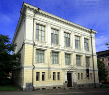 Museum Of Finnish Architecture