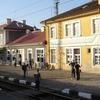 The Kaspichan Railway Station
