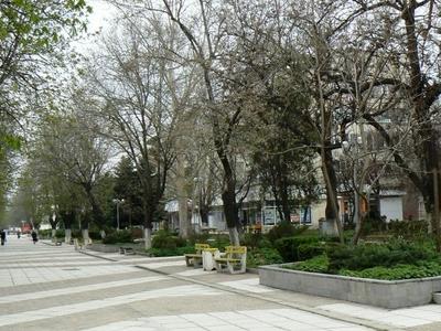 Central Kaspichan