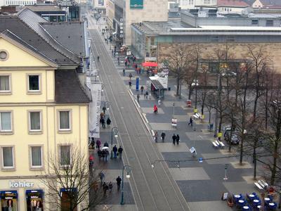 Kassel Obere Koenigsstrasse