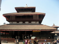 Kasthamandap, The Wooden Pavilion