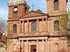 Belfort Cathedral Facade