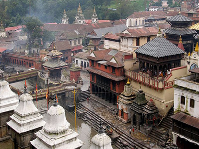 Pashupatinath Temple - Architectural Beauty