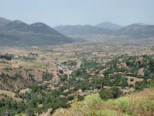 Kato Loutsi North Of Kastria In Achaea