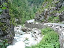 Katschberg Road, Austria