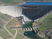 Katse Dam.
