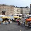 Kauppatori Market Square In Turku