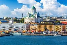 Kauppatori Market Square - Old Town Pier At Helsinki - Finland