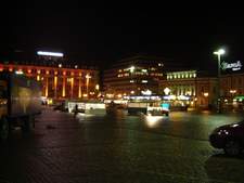 Market Square In The Morning