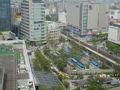Kawasaki  Station  East  Exit
