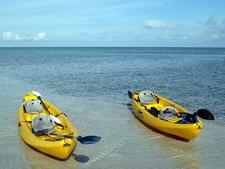 Kayaks At Key Biscayne FL