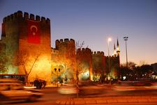 Kayseri Castle Walls