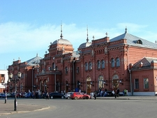 Kazan Main Train Station