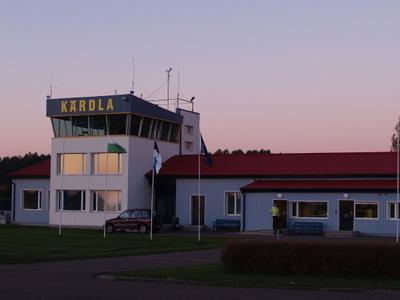 Airport In Kardla