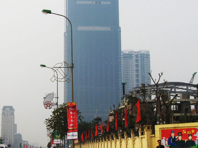 Keangnam Hanoi Landmark Tower