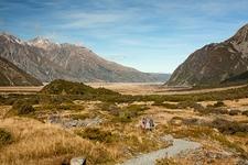 Kea Point Track @ Aoraki / Mount Cook National Park NZ