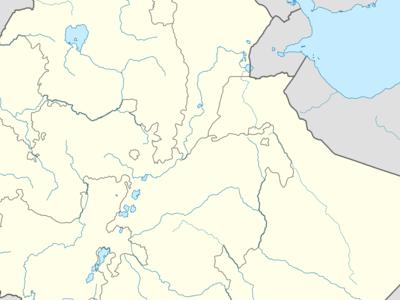 Kebri Dahar Is Located In Ethiopia