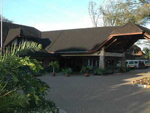Keekorok Lodge - Maasai Mara Game Reserve