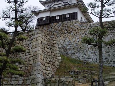Keep Of  Marugame  Castle