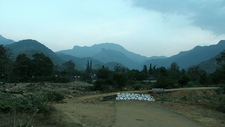 Keeriparai View Of Hills
