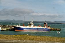 The Harbour At Keflavík