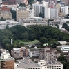 Keio University From Tokyo Tower