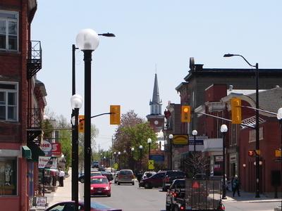 Kemptville's Prescott Street
