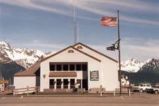 Kenai Fjords National Park Information Center