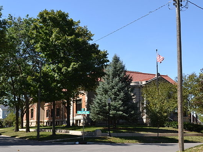 Kendall Young Public Library
