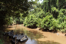 Kenong Rimba Park - Boat