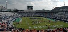 Kentucky Commonwealth Stadium E Z Interior