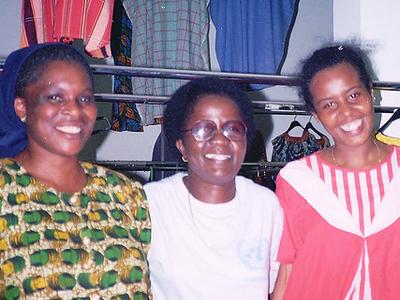 A Somali Girl With Kenyan Ladies