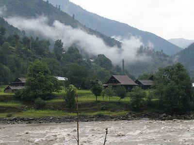 Keran  Indian Kashmir