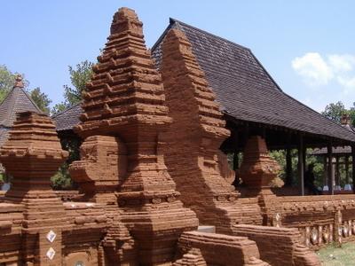 Kraton Kasepuhan Palace In Cirebon