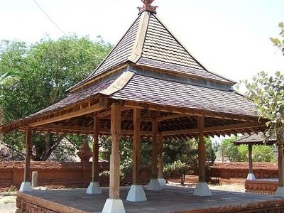 Pendopo In Kraton Kasepuhan