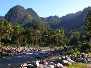 Kerinci Seblat National Park