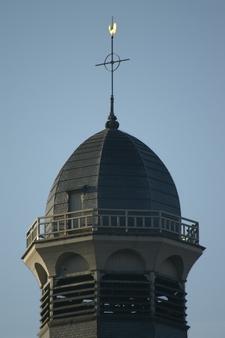 Kerktoren Mesen