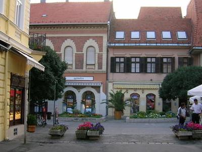 Keszthely Town Centre