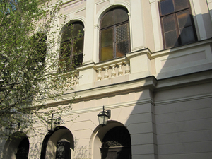Keszthely Sinagoga
