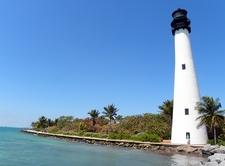 Key Biscayne FL Lighthouse - Bill Bags State Park