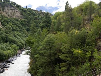 Keylong Mountain View