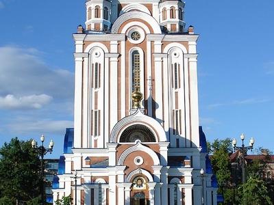 Khabarovsk  Cathedral