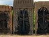 Old Khachkars In Vanadzor