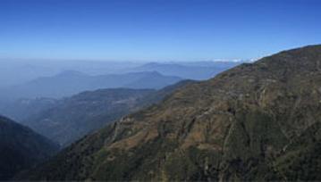 Khangchendzonga National Park Trekking Routes