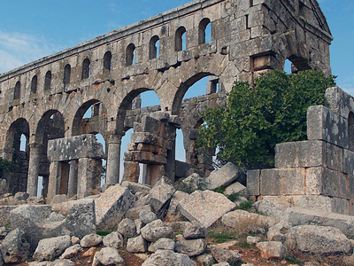 Kharab Shams Basilica