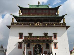 Kharagiin Khiid Monasterio