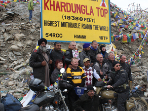 Ride the Himalayas - 10 Day Adventure