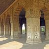 Khas Mahal - Pillar Detail