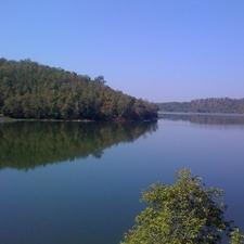 Khekranala Lake From Top