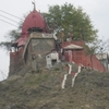 Temple At Khrew